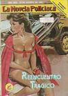 Cover for La Novela Policiaca (Novedades, 1980 ? series) #1542