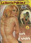 Cover for La Novela Policiaca (Novedades, 1980 ? series) #1552