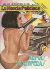 Cover for La Novela Policiaca (Novedades, 1980 ? series) #1553