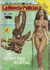 Cover for La Novela Policiaca (Novedades, 1980 ? series) #1554