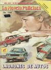 Cover for La Novela Policiaca (Novedades, 1980 ? series) #1556