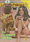 Cover for La Novela Policiaca (Novedades, 1980 ? series) #1555