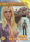 Cover for La Novela Policiaca (Novedades, 1980 ? series) #1558