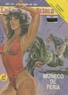 Cover for La Novela Policiaca (Novedades, 1980 ? series) #1563