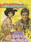 Cover for La Novela Policiaca (Novedades, 1980 ? series) #1565