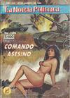 Cover for La Novela Policiaca (Novedades, 1980 ? series) #1596