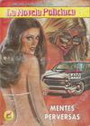 Cover for La Novela Policiaca (Novedades, 1980 ? series) #1590