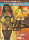 Cover for La Novela Policiaca (Novedades, 1980 ? series) #1600