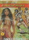 Cover for La Novela Policiaca (Novedades, 1980 ? series) #1626