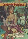 Cover for La Novela Policiaca (Novedades, 1980 ? series) #1641