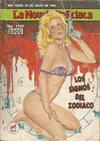 Cover for La Novela Policiaca (Novedades, 1980 ? series) #1747