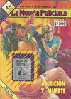Cover for La Novela Policiaca (Novedades, 1980 ? series) #1811