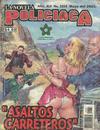 Cover for La Novela Policiaca (Novedades, 1980 ? series) #2322