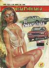 Cover for La Novela Policiaca (Novedades, 1980 ? series) #1628