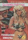 Cover for La Novela Policiaca (Novedades, 1980 ? series) #1610