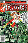 Cover for Dazzler (Marvel, 1981 series) #17 [Newsstand]