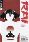 Cover for Rai (Valiant Entertainment, 2014 series) #8 [Cover B - David Mack]