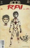 Cover for Rai (Valiant Entertainment, 2014 series) #13 [Cover D]