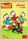 Cover for Le Journal de Mickey (Disney Hachette Presse, 1952 series) #641