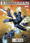 Cover for Ultimates (Marvel, 2016 series) #3 [Incentive Chris Sprouse Variant]