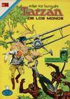 Cover Thumbnail for Tarzán (1951 series) #555 [base]