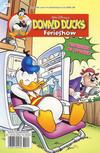 Cover for Donald Ducks Show (Hjemmet / Egmont, 1957 series) #[185] - Ferieshow 2016