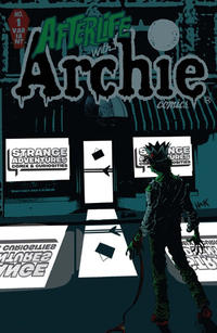 Cover Thumbnail for Afterlife with Archie (Archie, 2013 series) #1 [Strange Adventures Store Variant]