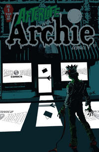 Cover Thumbnail for Afterlife with Archie (Archie, 2013 series) #1 [Earthworld Comics Store Variant]