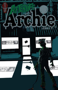 Cover Thumbnail for Afterlife with Archie (Archie, 2013 series) #1 [Comic Heaven Store Variant]