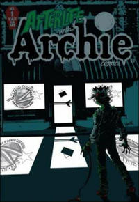 Cover Thumbnail for Afterlife with Archie (Archie, 2013 series) #1 [Flying Colors Store Variant]