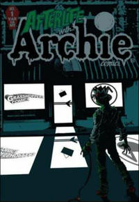 Cover Thumbnail for Afterlife with Archie (Archie, 2013 series) #1 [Grasshopper's Comics]