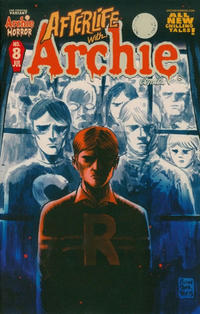 Cover Thumbnail for Afterlife with Archie (Archie, 2013 series) #8 [Francesco Francavilla 2nd Printing Variant Cover]