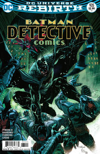 Cover Thumbnail for Detective Comics (DC, 2011 series) #935
