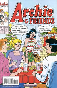 Cover Thumbnail for Archie & Friends (Archie, 1992 series) #45