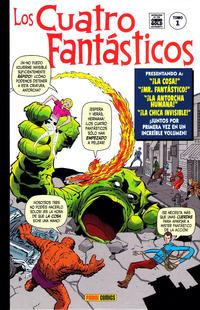 Cover Thumbnail for Marvel Gold. Los 4 Fantásticos (Panini España, 2011 series) #1 - Génesis