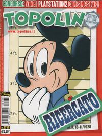 Cover Thumbnail for Topolino (The Walt Disney Company Italia, 1988 series) #2768