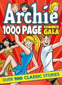 Cover Thumbnail for Archie 1000 Page Comics Gala (Archie, 2015 series)
