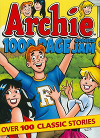 Cover Thumbnail for Archie 1000 Page Comics Jam (Archie, 2015 series)