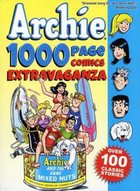 Cover Thumbnail for Archie 1000 Page Comics Extravaganza (Archie, 2013 series)