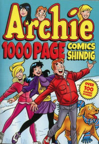 Cover Thumbnail for Archie 1000 Page Comics Shindig (Archie, 2016 series)
