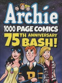 Cover Thumbnail for Archie 1000 Page Comics 75th Anniversary Bash (Archie, 2016 series)