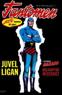 Cover Thumbnail for Fantomen (Semic, 1963 series) #16/1966