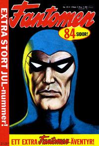 Cover Thumbnail for Fantomen (Semic, 1963 series) #19/1966