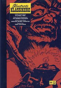Cover Thumbnail for Illustrerte Klassikere (Hjemmet / Egmont, 2006 series) #54