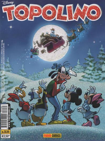 Cover for Topolino (Panini, 2013 series) #3135