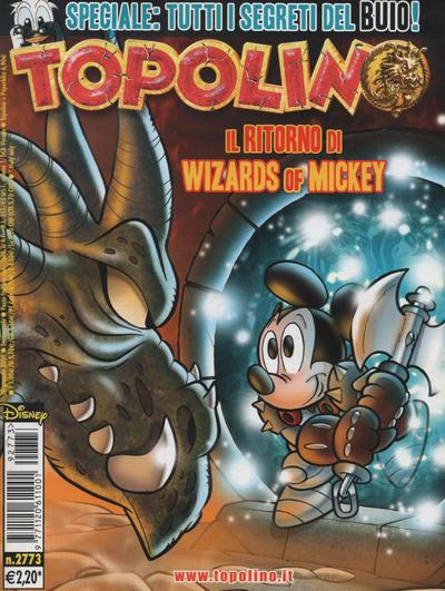 Cover for Topolino (The Walt Disney Company Italia, 1988 series) #2773