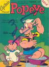 Cover for Cap'tain Présente Popeye (Société Française de Presse Illustrée (SFPI), 1964 series) #204 bis