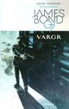 Cover for James Bond (Dynamite Entertainment, 2015 series) #1 [Cover F Retailer Incentive Hardman]