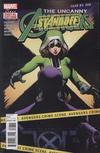 Cover for Uncanny Avengers (Marvel, 2015 series) #8