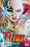 Cover for Mighty Thor (Marvel, 2016 series) #1 [Incentive Russell Dauterman Variant]